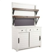 Junction Shiplap Cupboard Hutch Product Image