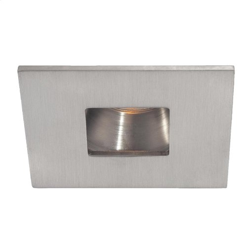 TRIM,3 1/4IN SQUARE REGRESS - Satin Nickel