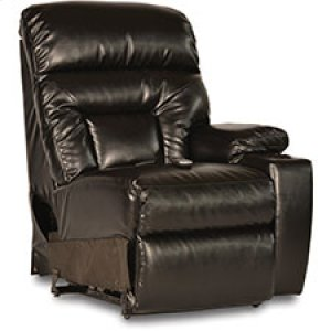 Spectator Power La-Z-Time® Left-Arm Sitting Recliner