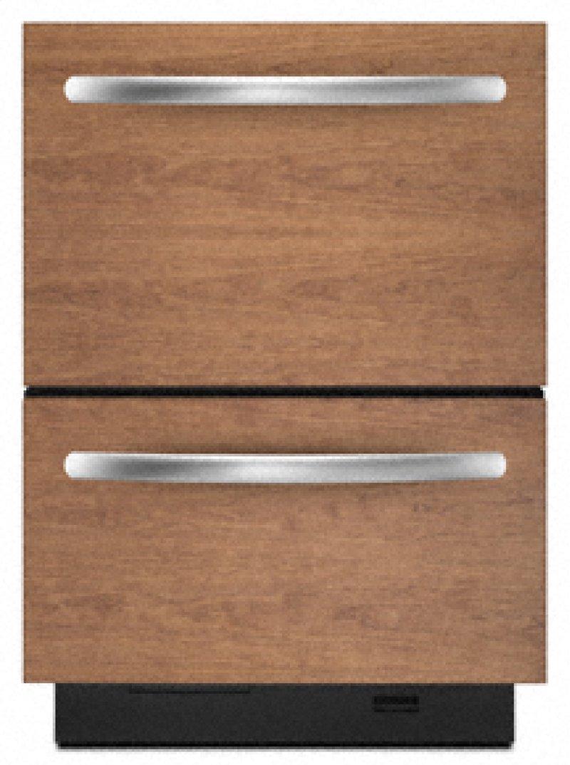 Kitchenaid Double Drawer Dishwasher Kudd0tpa