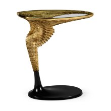 Empire Style Winged Sofa Table