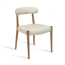 Adeline Dining Chair - Whitewash