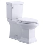 American StandardTown Square FloWise Right Height Elongated Toilet - 1.28 GPF - Linen