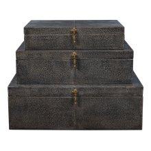 Cosmos Nesting Boxes, Set Of Three