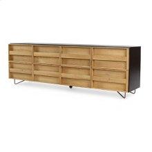 Deconstructed 8 Drawer Dresser