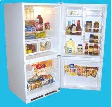 17.6 Cu. Ft. Frost-free Bottom Mount Refrigerator/Freezer