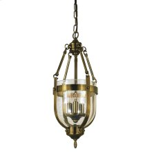 3-Light Hannover Mini Chandelier