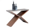 Vixen Console Table - Grey Product Image