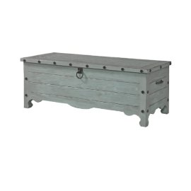 Storage Trunk - Mineral Gray Finish
