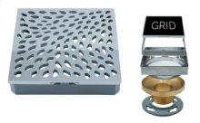 Mountain Re-Vive - Designer Series Flow Complete Kit (Plastic Sleeve & Connector) - Brushed Nickel