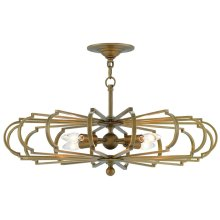 Bascom Brass Chandelier