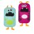 Additional Monster Laundry Bags (4 pc. ppk.)