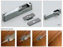 Soft Close Door Damper (mortise Type) Lapcon Damper