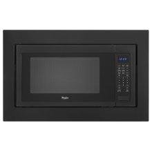 "30"" Microwave Trim Kit - Black"