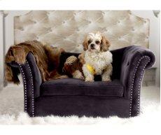 Dachshund Grey Pet Bed Product Image