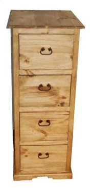 4 Dwr File Cabinet Product Image