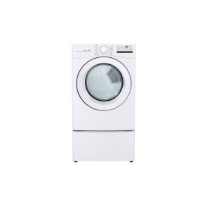 LG Appliances7.4 cu. ft. Ultra Large Capacity Electric Dryer