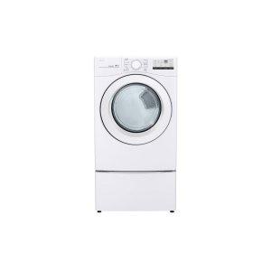 LG Appliances 7.4 cu. ft. Ultra Large Capacity Electric Dryer