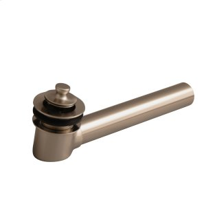 Tub Shoe Drain - Brushed Nickel Product Image