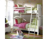 Bunk Bed Twin - Summer White Product Image