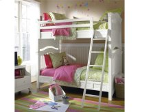 Bunk Bed Twin - Summer White