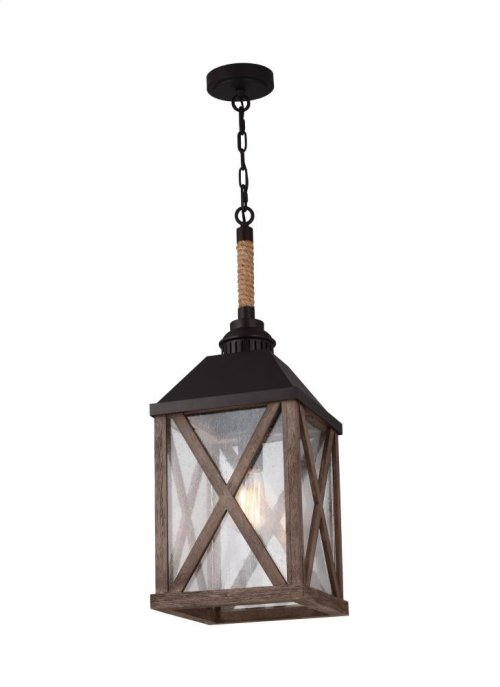 1 - Light Lumiere' Chandelier