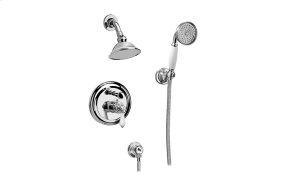 Traditional Pressure Balancing Shower Set (Rough & Trim)
