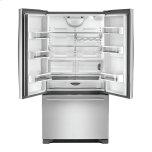 "Jenn-Air 72"" Counter Depth French Door Refrigerator"