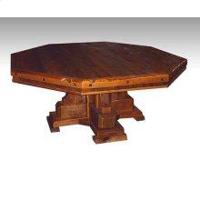 Buffalo Bill - Octagon Table