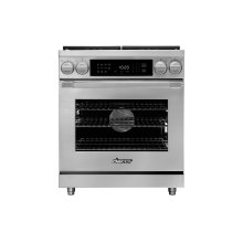 """30"""" Heritage Dual Fuel Pro Range, DacorMatch, Natural Gas"""