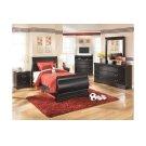 Huey Vineyard - Black 7 Piece Bedroom Set Product Image