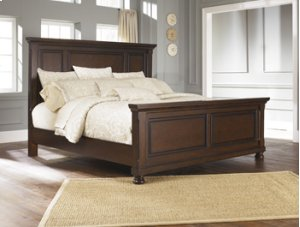 Porter - Rustic Brown 3 Piece Bed Set (Queen)