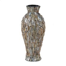 CERAMIC VASE WITH MOP