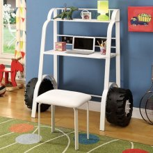 Power Racer Ii Desk W/ Stool