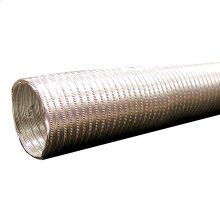 "3"" x 8' Flexible Aluminum Ducting"