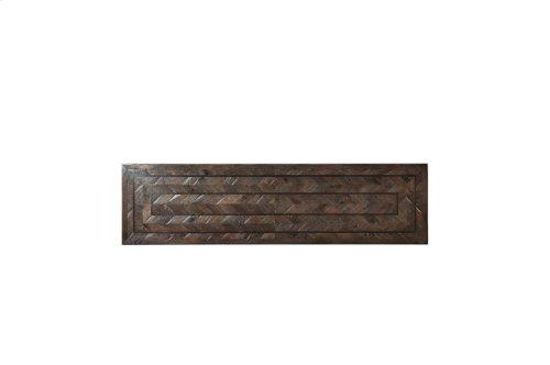 Arden Console Table, Dark Echo Oak