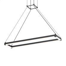 """Stix Rectangle 30"""" X 6"""" LED Pendant"""
