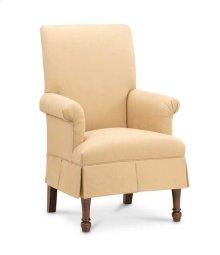 Julia Arm Dining Chair - 29 L X 26 D X 42 H