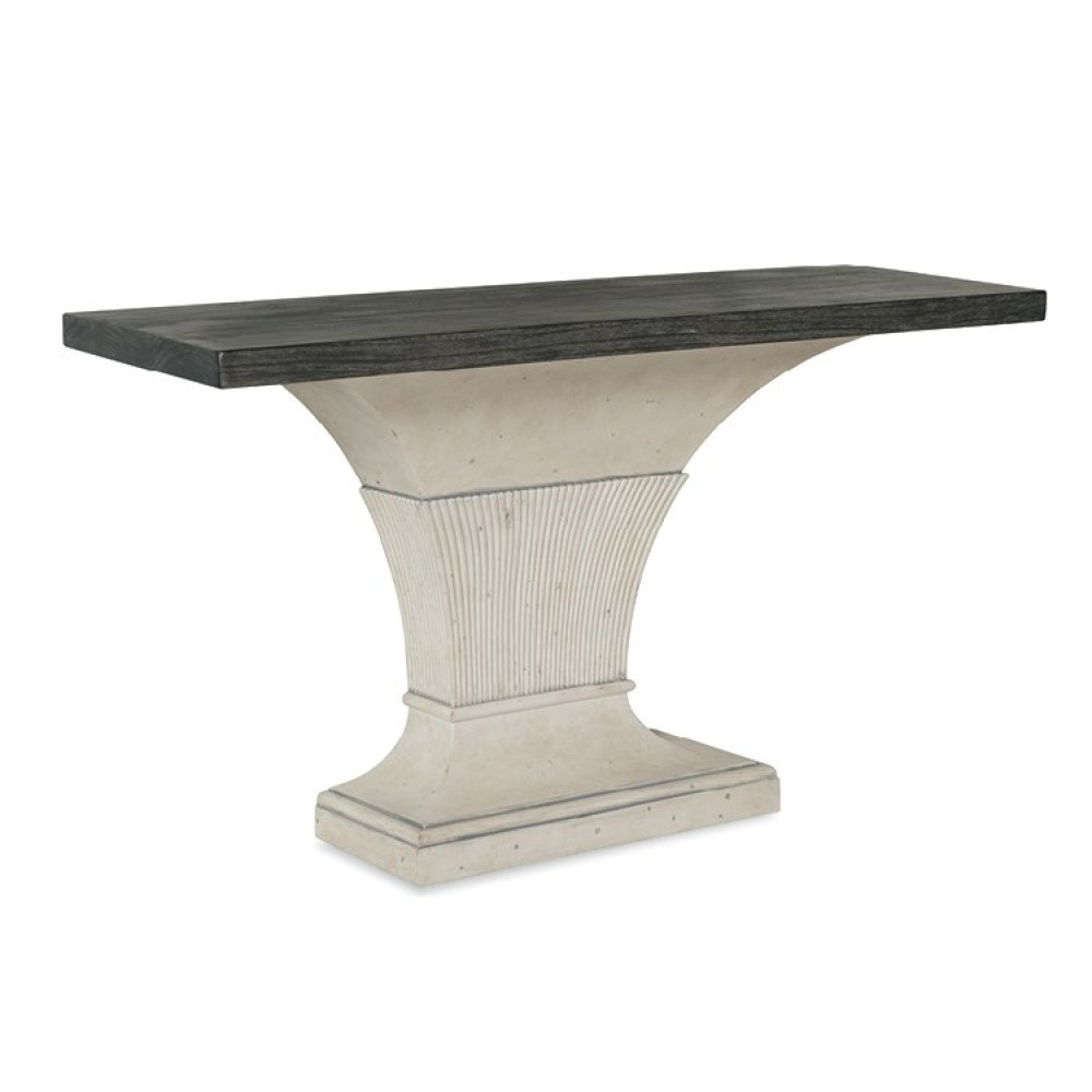 Corbel Console Table