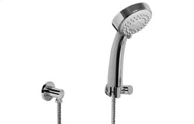 Contemporary handshower w/Wall Bracket