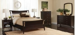 King/Cal King Sleigh Bed Footboard