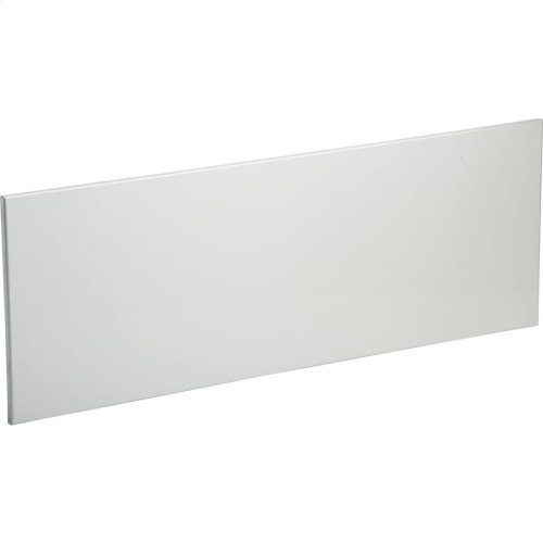 "Elkay Stainless Steel 25"" x 12"" x 1/2"", Service Sink Panel"