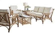 Plantation Bay 5 PC Seating Set w/cushion