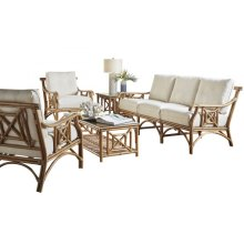 Plantation Bay 5 PC Seating Set w/cushion