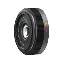 Lumix® G 20mm / F1.7 ASPH Lens