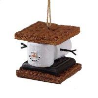 S'mores Sandwich Ornament. Product Image