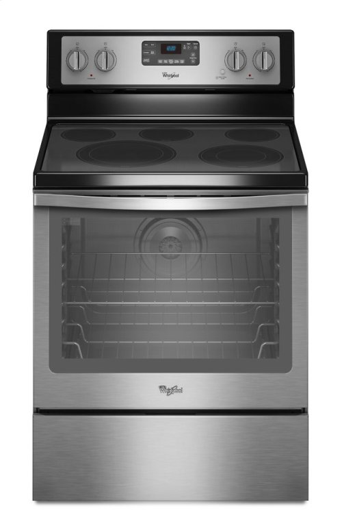 Whirlpool 4-Piece Stainless Steel Kitchen Package