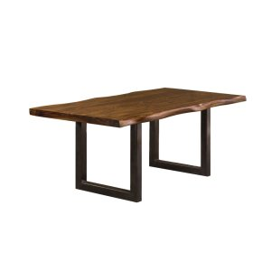 Hillsdale FurnitureEmerson Rectangle Manufactured Live Edge Dining Table - Ctn A - Top Only