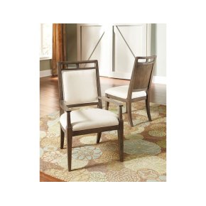 Wood Back Side Chair