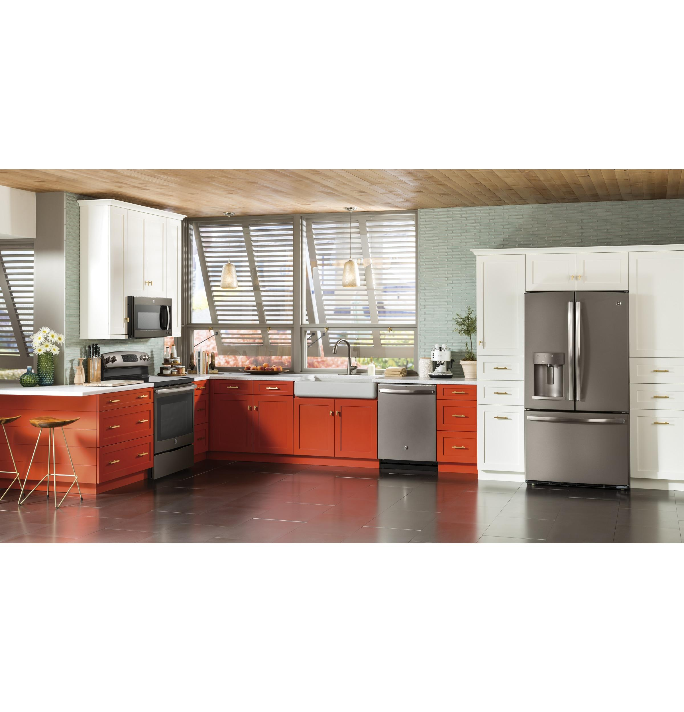 GDT655SMJESGE ®Stainless Steel Interior Dishwasher with